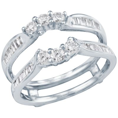 Cant find a wedding band to match my e ring round centre stone