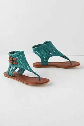 Shaded Sandals