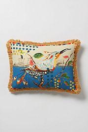 Warbling Pillow