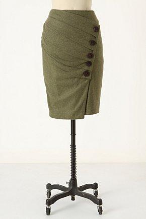 Higgledy-Piggledy Pencil Skirt