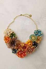 Dewed Rainbow Necklace