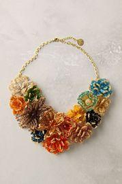 Dewed Rainbow Necklace