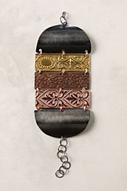 Grandmother's Patchwork Bracelet