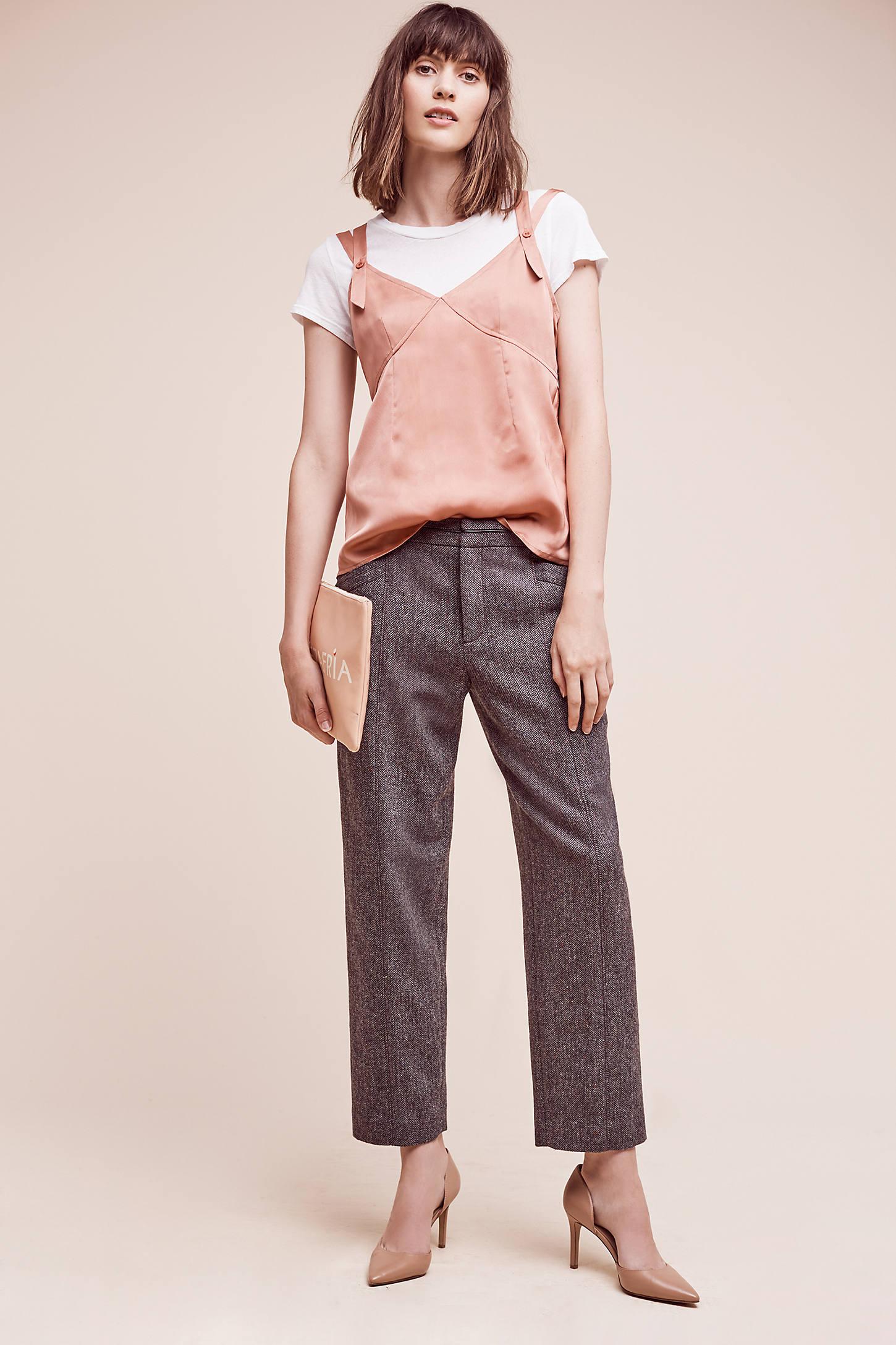 Bonnaire Trousers, Grey