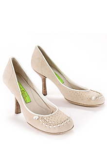 Suede Tango Heels