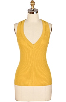ISO a mustard sweater vest - stylethread forum