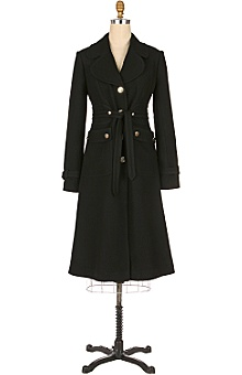 Anthropologie - :  wool coat clothing anthropologie