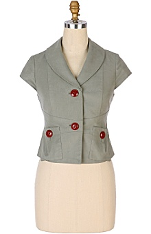 Victor Jacket :  clothing jacket anthropologie designer