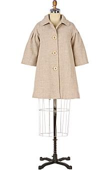 anthropologie.com - cold snap coat