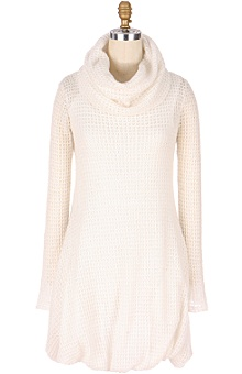 Anthropologie - cloud games cowlneck :  wool mohair clothing sweaters