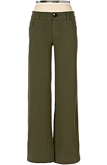 Anthropologie - afternoon nap pants :  pants trousers clothing anthropologie