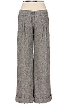 anthropologie.com - :  trousers wool pant