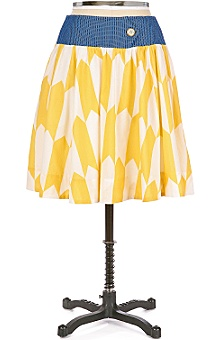 Anthropologie - :  roomy anthropologie plus yellow