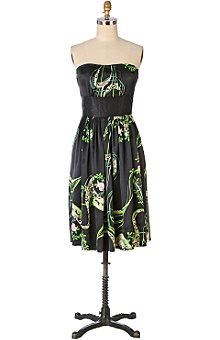 Piano Bar Dress - Anthropologie - from anthropologie.com
