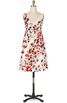 Anthropologie - Wonderland Dress from anthropologie.com