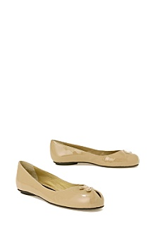Anthropologie - quiet as a mouse flats