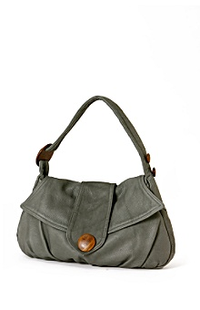 Anthropologie -  :  handbag leather ananas anthropologie