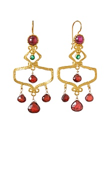 Anthropologie - :  earring fashion accessory earrings