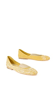 Anthropologie - :  shoes flats anthropologie woodgrain