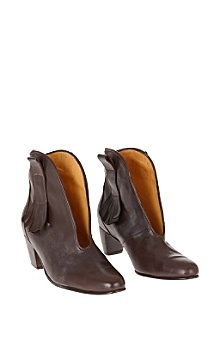 Anthropologie :  ankle boot second city style shoes boots