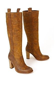 Anthropologie - buckaroo boots