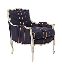 anthropologie.com - :  chair pinstripes seating furniture