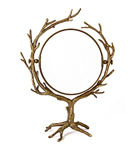 Anthropologie - who's the fairest mirror :  mirror anthropologie decorative accessories home accessories