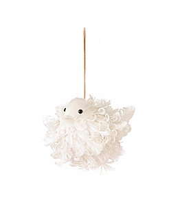 Anthropologie - Fuffle Bird Ornament