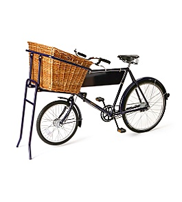 Anthropologie - grocer's bicycle :  bike bicycle steel three-speed bike