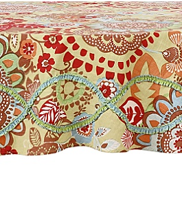 Anthropologie :  tablecloth anthropologie