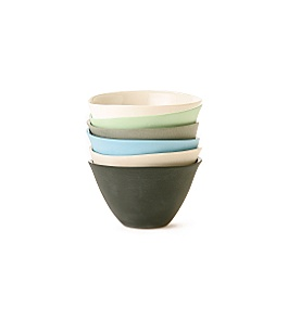 Anthropologie - eggshell bowls :  porcelain bowls kitchen anthropologie