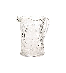 Anthropologie - milk thistle pitcher