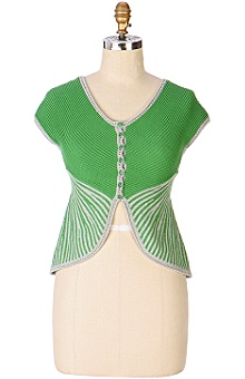 Anthropologie - :  green sweater anthropologie knitted