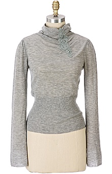 Anthropologie - :  sweater grey anthropologie