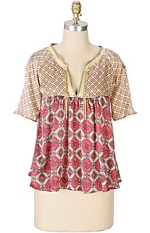 Anthropologie - :  blouse odd molly fashion bohemian