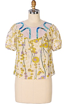 Anthropologie -  :  twinkle spring blouses clothing