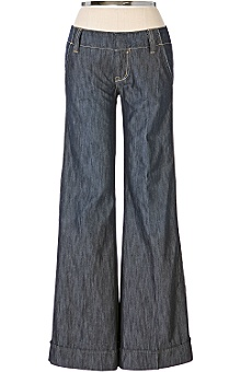Anthropologie - :  pants trousers wide leg clothing