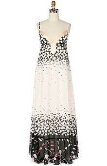 Anthropologie - :  dress print anthropologie twinkle by wenlan