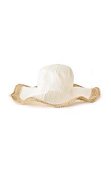sun swirl hat