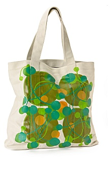 Anthropologie  :  woman tote graphic accessories