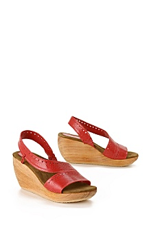 Anthropologie - :  fashion platforms sandals shoes