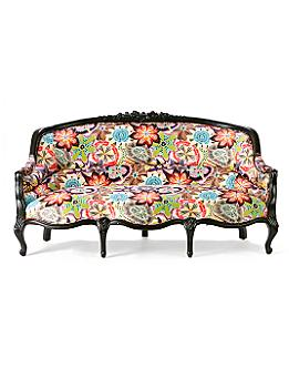 amelie sofa, passiflora - Anthropologie.com