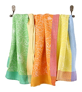 Anthropologie - :  towels dish towels kitchen spring