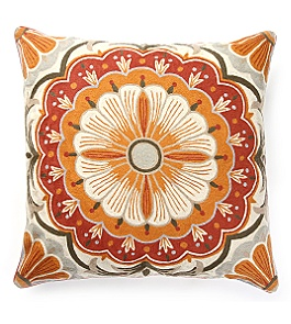 Anthropologie - Festival Pillow :  pillow home textiles fabric
