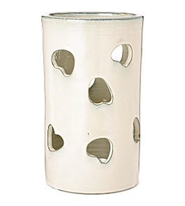 Anthropologie - Moonscape Hurricane :  candle holder home decor moonscape hurricane home accessories