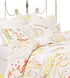 tamarind bedding :  whitish bedding home decor bed