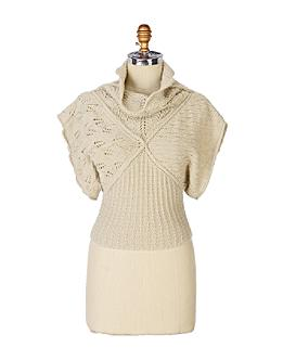 Anthropologie.com > Angular Momentum Sweater :  wool anthropologie cream sweater