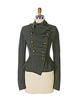 Defy-The-Odds Sweater Jacket - Anthropologie.com