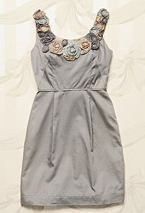 Anthropologie.com > Points of View > Vintage Pretty :  pretty dress anthropologie