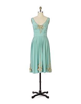 Tawny Garden Dress-Anthropologie.com from anthropologie.com